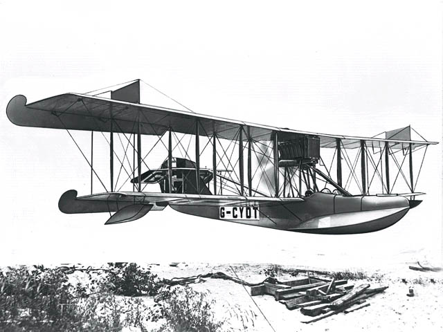 Curtiss HS2L