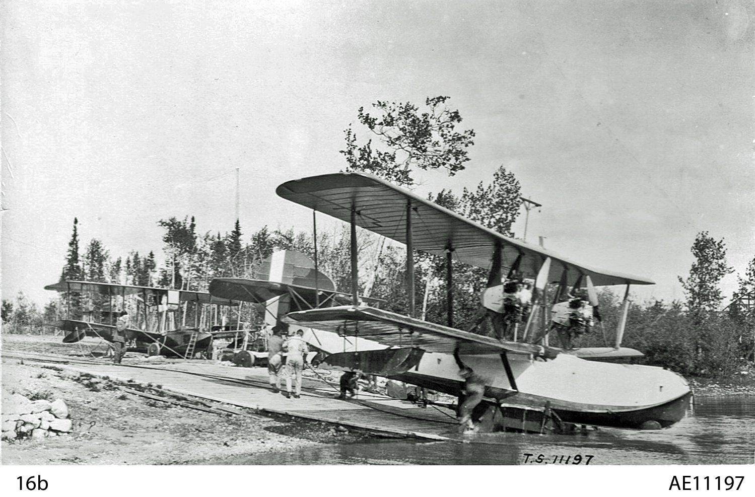 The Vickers Varuna Aircraft